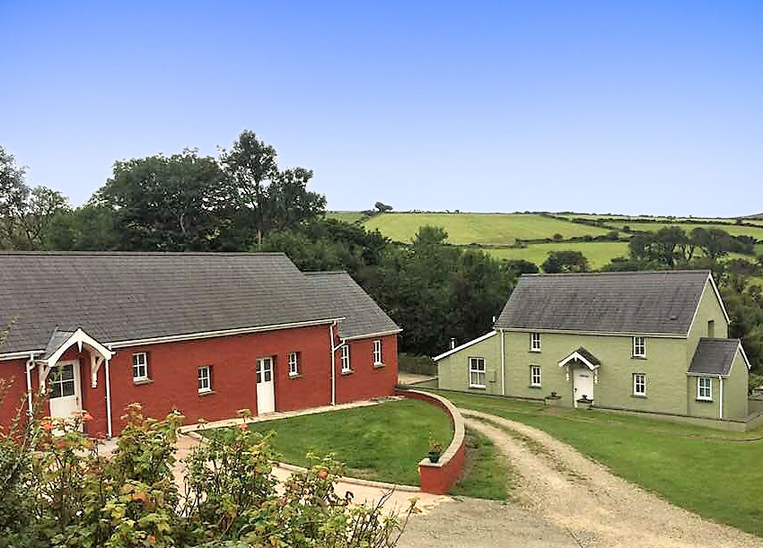 Plas Drygarn Holiday Cottage